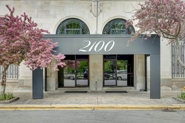 2100 N Lincoln Park West Street 7AN, Chicago, IL 60614 (MLS #10780745) :: John Lyons Real Estate
