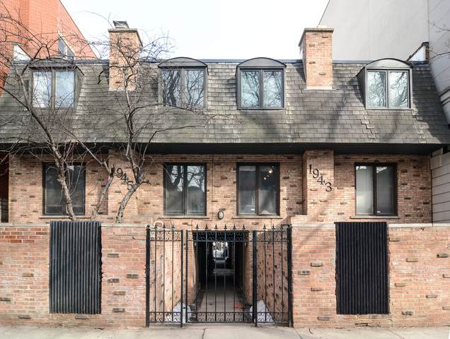 1945 N Hudson Avenue C, Chicago, IL 60614 (MLS #10780767) :: John Lyons Real Estate
