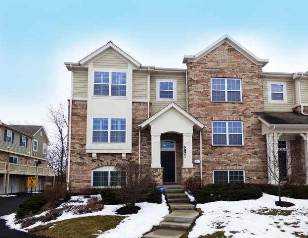 6801 Prairie Street, Morton Grove, IL 60053 (MLS #10780783) :: John Lyons Real Estate