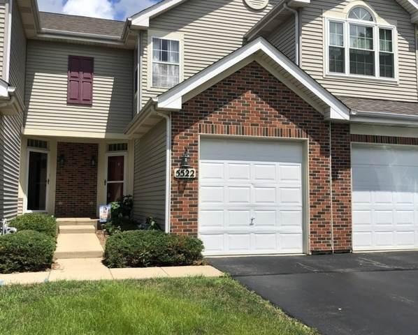 5522 Liam Court, Carpentersville, IL 60110 (MLS #10780784) :: John Lyons Real Estate