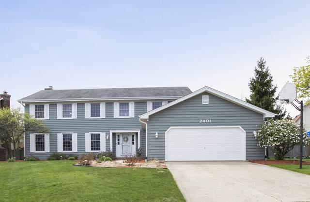2401 Highland Drive, Palatine, IL 60067 (MLS #10780892) :: Littlefield Group