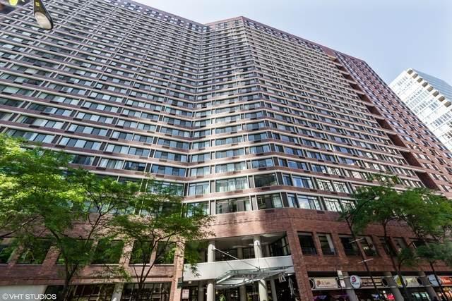 211 E Ohio Street #2104, Chicago, IL 60611 (MLS #10780911) :: John Lyons Real Estate