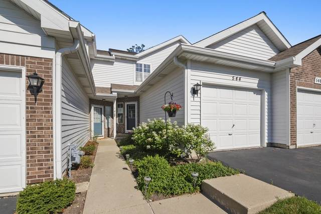 544 Woodcrest Drive #0, Mundelein, IL 60060 (MLS #10780986) :: John Lyons Real Estate