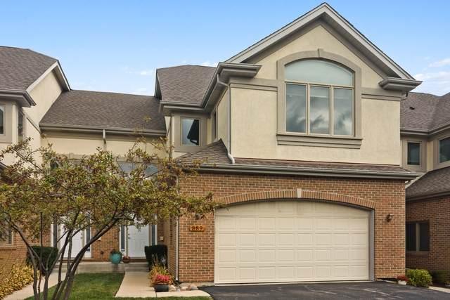 889 N Coolidge Avenue, Palatine, IL 60067 (MLS #10781122) :: Littlefield Group
