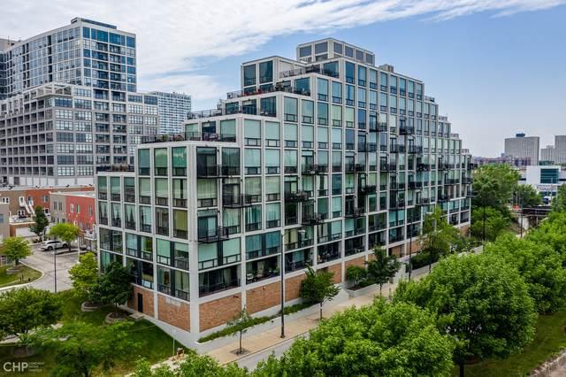 61 W 15th Street #402, Chicago, IL 60605 (MLS #10781144) :: John Lyons Real Estate