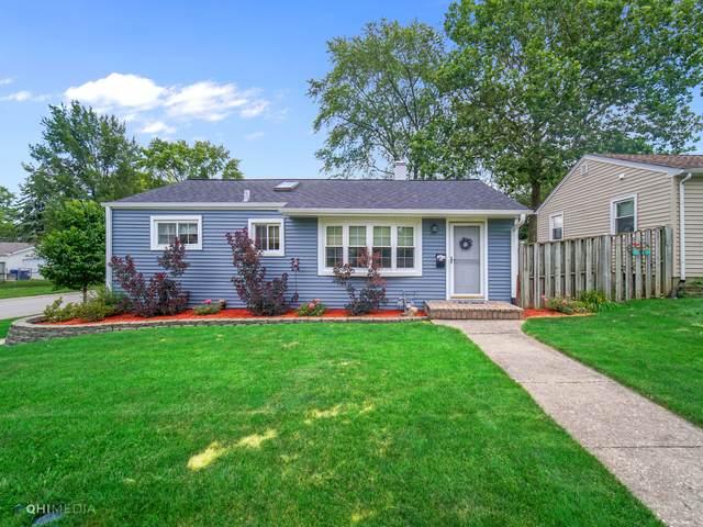 145 N Marion Avenue, Bartlett, IL 60103 (MLS #10781183) :: Angela Walker Homes Real Estate Group