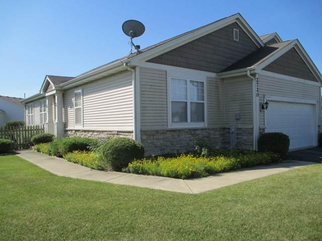 2720 Brahms Lane #1, Woodstock, IL 60098 (MLS #10781190) :: Littlefield Group