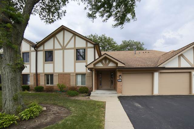 901 Surrey Drive 2B, Schaumburg, IL 60193 (MLS #10781299) :: Angela Walker Homes Real Estate Group