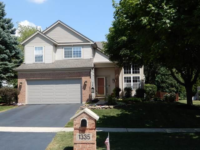 1335 Newcastle Lane, Bartlett, IL 60103 (MLS #10781375) :: Angela Walker Homes Real Estate Group