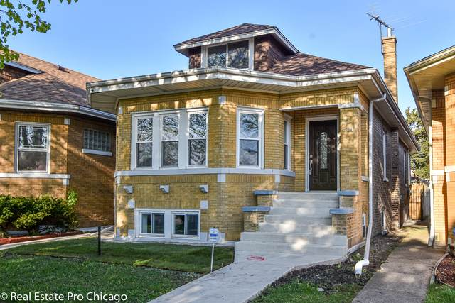 2842 N Mango Avenue, Chicago, IL 60634 (MLS #10781387) :: Littlefield Group