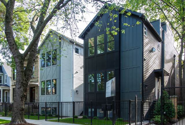 2226 N Sawyer Avenue Two, Chicago, IL 60647 (MLS #10781484) :: The Wexler Group at Keller Williams Preferred Realty
