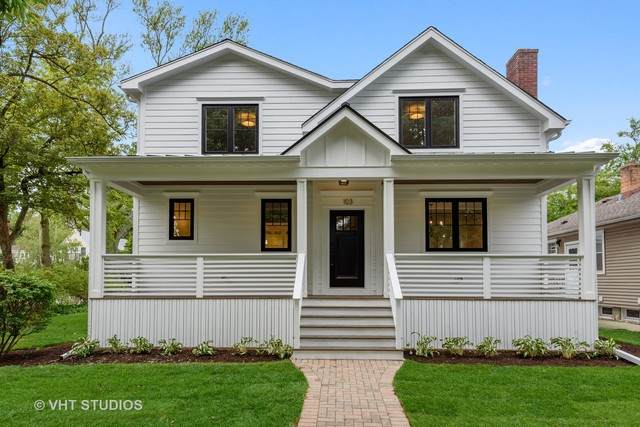 103 Central Park Avenue, Wilmette, IL 60091 (MLS #10781511) :: The Wexler Group at Keller Williams Preferred Realty