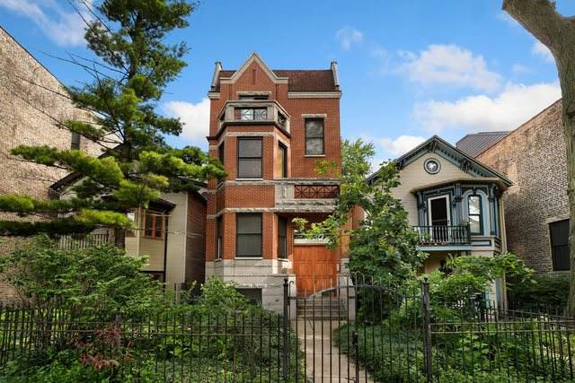 2130 W Le Moyne Street #2, Chicago, IL 60622 (MLS #10781558) :: Property Consultants Realty
