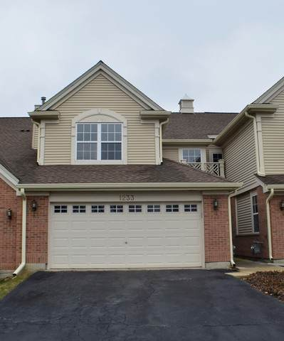 1233 Tamarack Drive #1233, Bartlett, IL 60103 (MLS #10781615) :: John Lyons Real Estate
