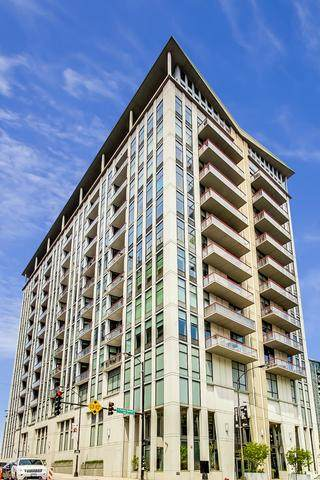 740 W Fulton Street #914, Chicago, IL 60661 (MLS #10781721) :: Property Consultants Realty