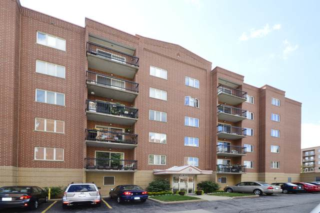 1470 Jefferson Street #601, Des Plaines, IL 60016 (MLS #10781738) :: The Mattz Mega Group