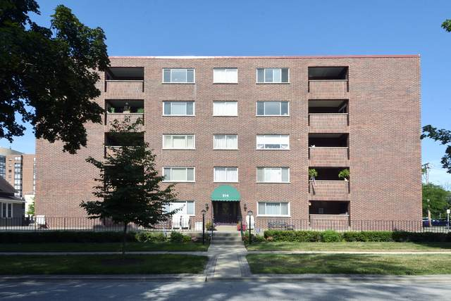 214 N Pine Avenue 1A, Arlington Heights, IL 60004 (MLS #10781867) :: John Lyons Real Estate