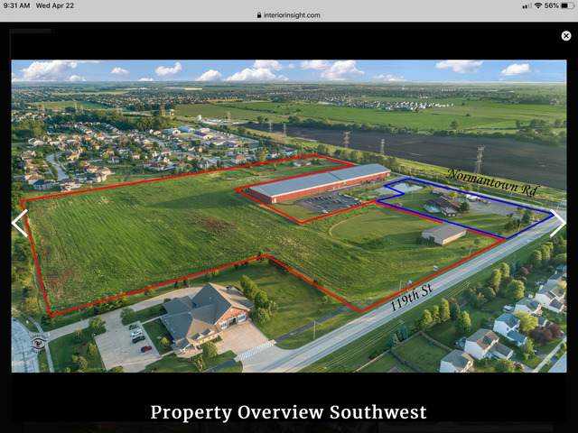 25151 W 119th Street, Plainfield, IL 60544 (MLS #10781889) :: Lewke Partners