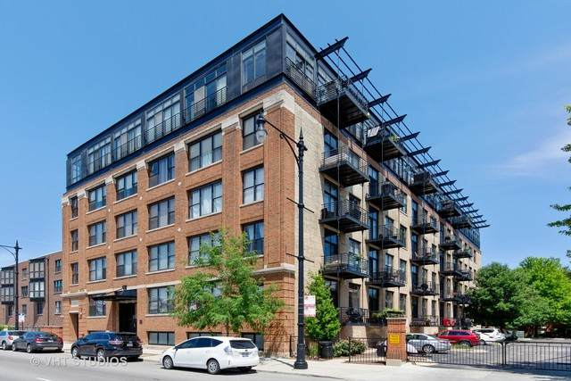 2911 N Western Avenue #412, Chicago, IL 60618 (MLS #10781902) :: The Wexler Group at Keller Williams Preferred Realty