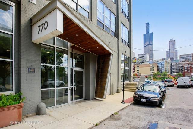 770 W Gladys Street #405, Chicago, IL 60661 (MLS #10781999) :: Property Consultants Realty