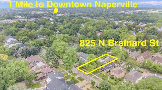 825 N Brainard Street, Naperville, IL 60563 (MLS #10782094) :: Lewke Partners