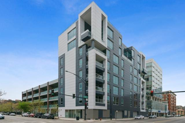 1000 W Monroe Street Ph701, Chicago, IL 60607 (MLS #10782156) :: Property Consultants Realty