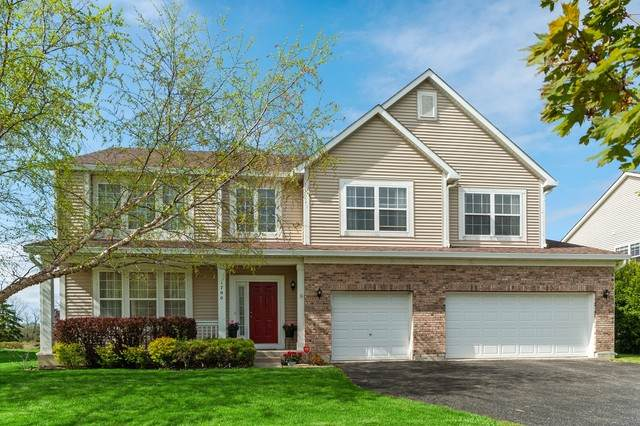 1790 Prairie Ridge Circle, Lindenhurst, IL 60046 (MLS #10782222) :: Angela Walker Homes Real Estate Group