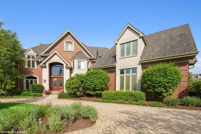 8705 Balmoral Court, Burr Ridge, IL 60527 (MLS #10782307) :: John Lyons Real Estate