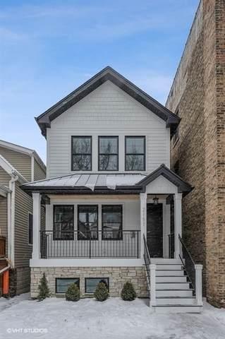 2903 N Seeley Avenue, Chicago, IL 60618 (MLS #10782370) :: The Dena Furlow Team - Keller Williams Realty