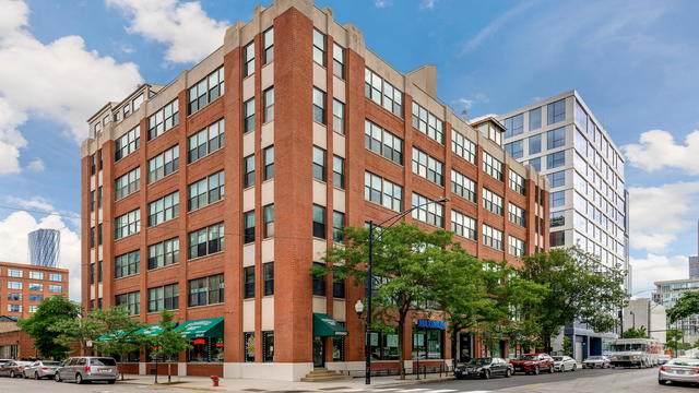 812 W Van Buren Street 3C, Chicago, IL 60607 (MLS #10782380) :: The Dena Furlow Team - Keller Williams Realty