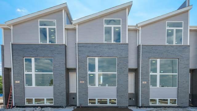 1505 W Fuller Street D, Chicago, IL 60608 (MLS #10782386) :: Jacqui Miller Homes
