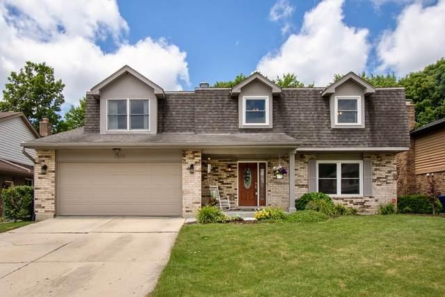 1518 Castlewood Drive, Wheaton, IL 60189 (MLS #10782419) :: The Dena Furlow Team - Keller Williams Realty
