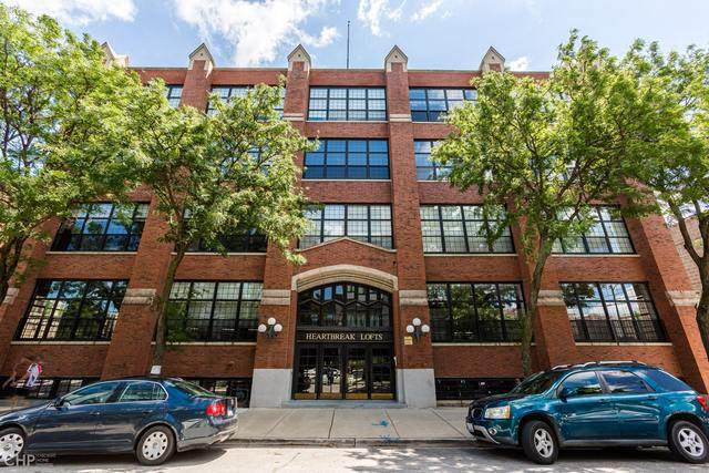 17 N Loomis Street 3K, Chicago, IL 60607 (MLS #10782463) :: Property Consultants Realty