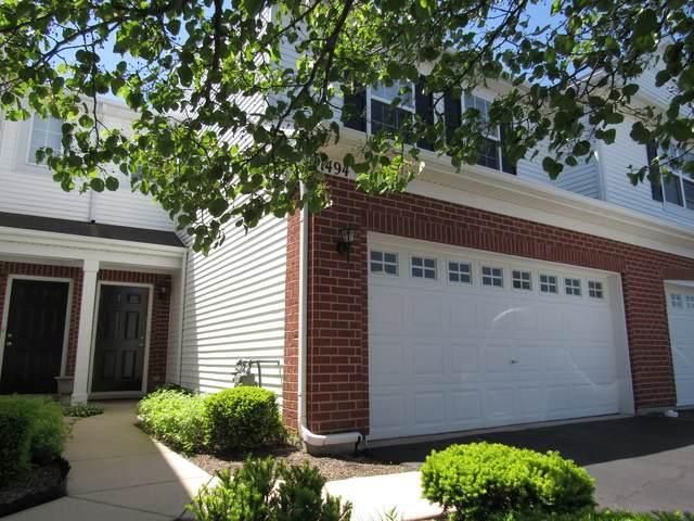 1494 Millbrook Drive #1494, Algonquin, IL 60102 (MLS #10782465) :: Angela Walker Homes Real Estate Group