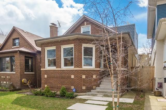 1537 W Norwood Street, Chicago, IL 60660 (MLS #10782471) :: The Dena Furlow Team - Keller Williams Realty