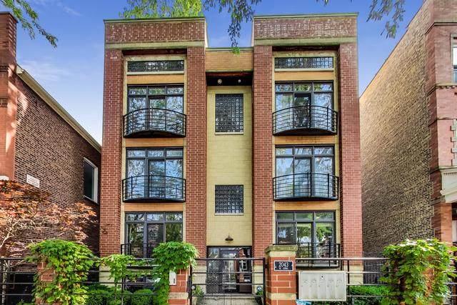 2045 W Iowa Street 1W, Chicago, IL 60622 (MLS #10782482) :: Property Consultants Realty