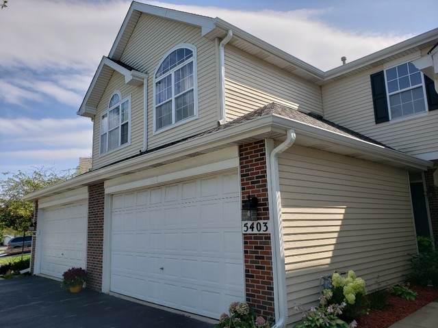5403 Elizabeth Place, Rolling Meadows, IL 60008 (MLS #10782484) :: Jacqui Miller Homes