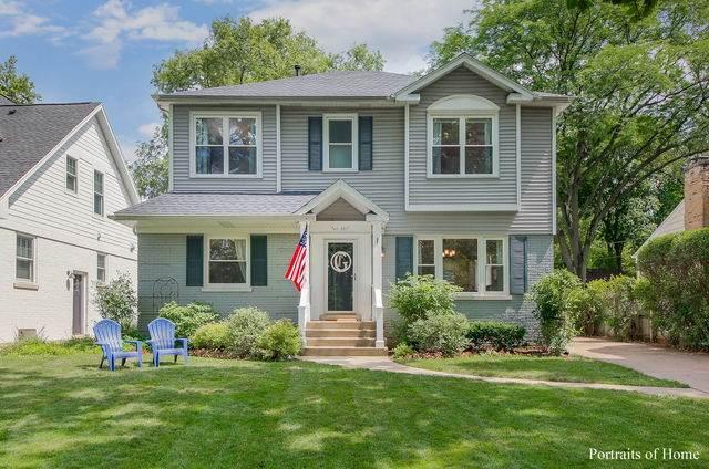 607 Glendale Avenue, Glen Ellyn, IL 60137 (MLS #10782700) :: Property Consultants Realty