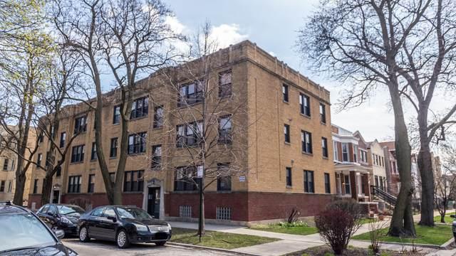 2721 W Wellington Street #2, Chicago, IL 60618 (MLS #10782757) :: The Mattz Mega Group