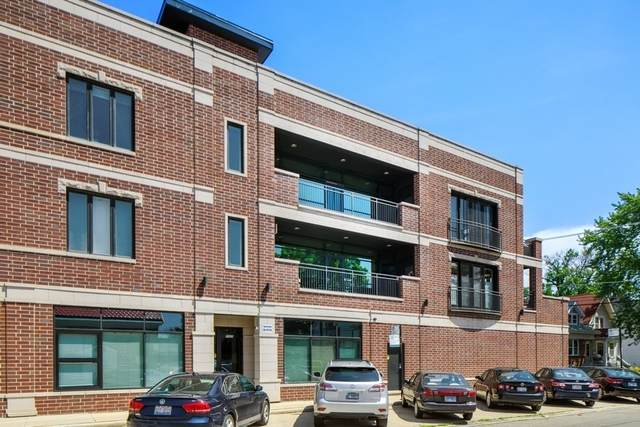 3952 W Eddy Street 2E, Chicago, IL 60618 (MLS #10782870) :: The Mattz Mega Group