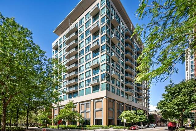 125 E 13th Street #1307, Chicago, IL 60605 (MLS #10782920) :: Angela Walker Homes Real Estate Group