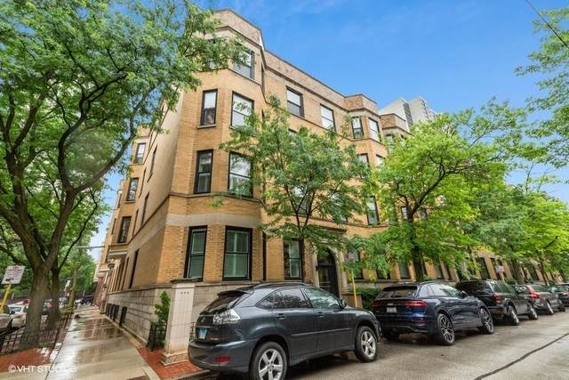 1715 N Crilly Court #3, Chicago, IL 60614 (MLS #10782973) :: Property Consultants Realty