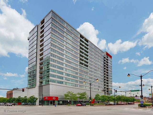 659 W Randolph Street #1613, Chicago, IL 60661 (MLS #10782979) :: Property Consultants Realty