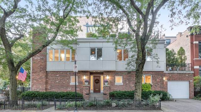 500 W Wisconsin Street, Chicago, IL 60614 (MLS #10782980) :: Property Consultants Realty