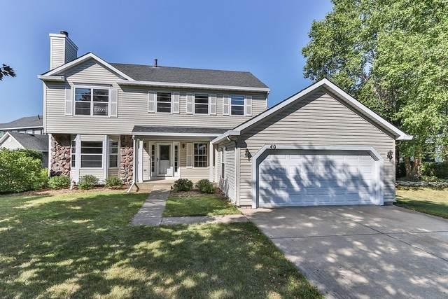 40 Larkspur Lane, Streamwood, IL 60107 (MLS #10783070) :: Angela Walker Homes Real Estate Group