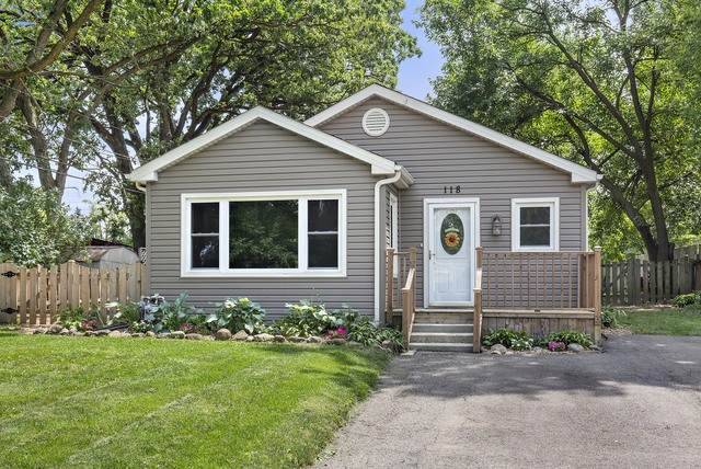 118 Deer Path, Lake In The Hills, IL 60156 (MLS #10783101) :: The Wexler Group at Keller Williams Preferred Realty