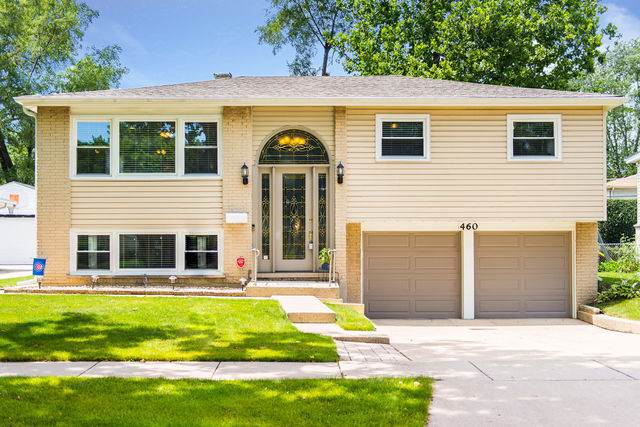 460 N 6th Avenue, Des Plaines, IL 60016 (MLS #10783139) :: The Mattz Mega Group