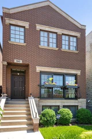 1643 N Honore Street, Chicago, IL 60622 (MLS #10783141) :: Touchstone Group