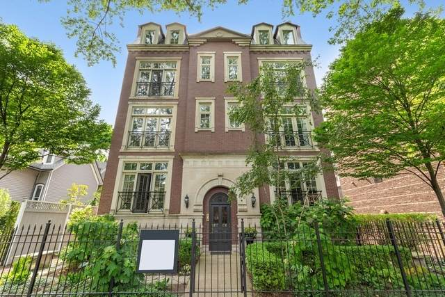 2224 N Orchard Street 3S, Chicago, IL 60614 (MLS #10783186) :: Property Consultants Realty