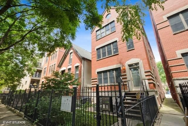2136 W Schiller Street #3, Chicago, IL 60622 (MLS #10783239) :: Touchstone Group